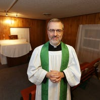 Priest's journey 'home' to Catholicism