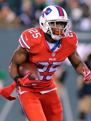 Bills running back LeSean McCoy allegedly was involved in an altercation with two off-duty Philadelphia police officers  inside a nightclub in February.