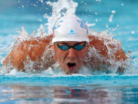 Motivating Phelp  Swimming