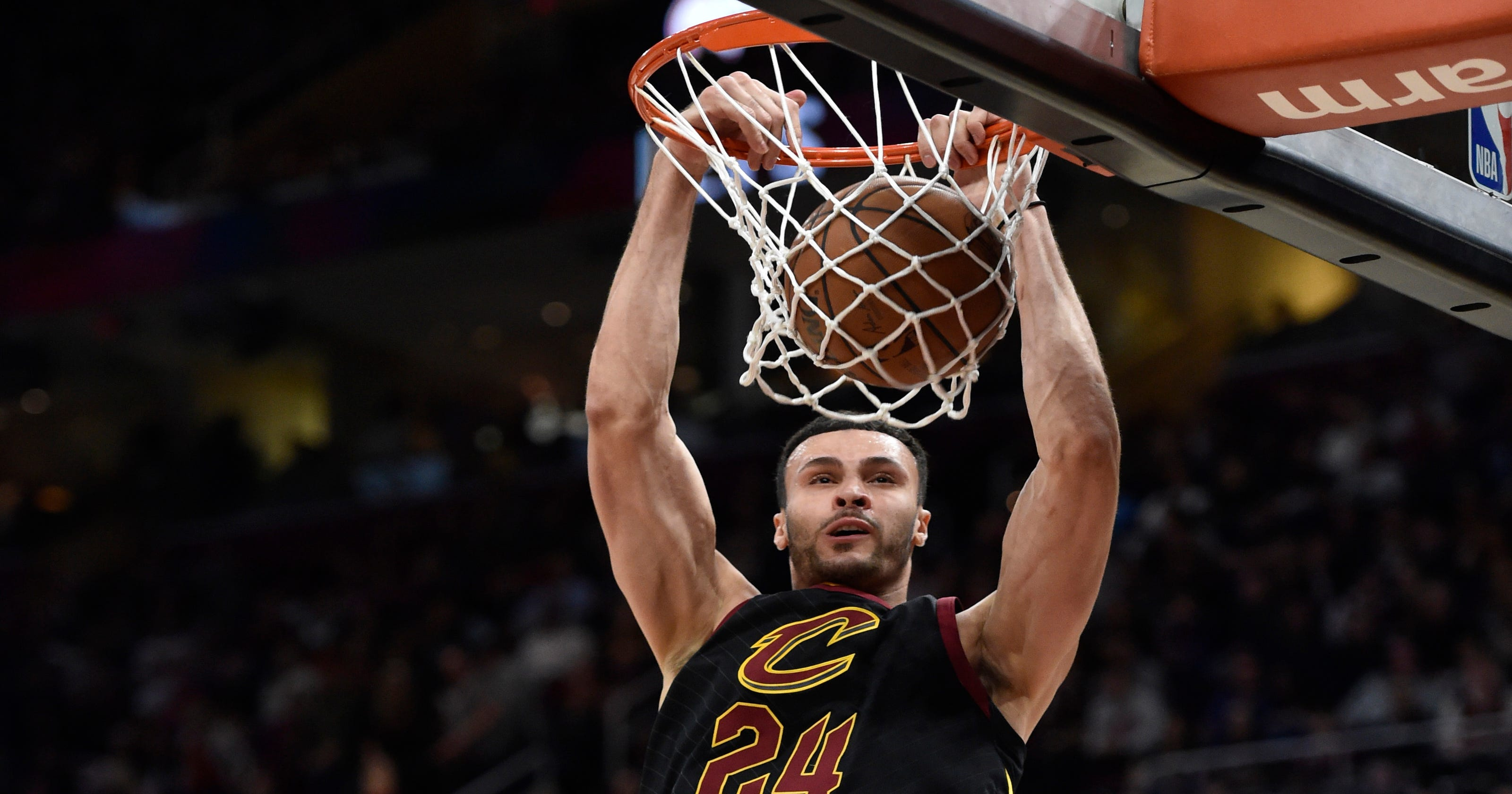 9237ffd48 Larry Nance Jr. to wear his dad s retired No. 22 with Cavs