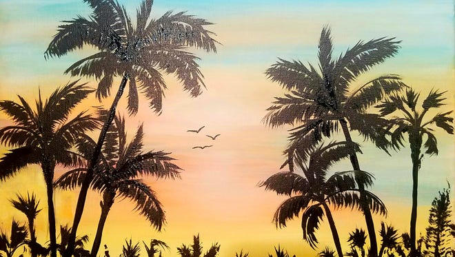 The public and American Legion members are invited to participate in a fun monthly paint party, 1:30-3:30 p.m. on the second Thursday of the month at the American Legion Post 189, 807 Louisiana Ave., Sebastian.