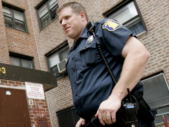 Former Yonkers Police Officer Martin Geary