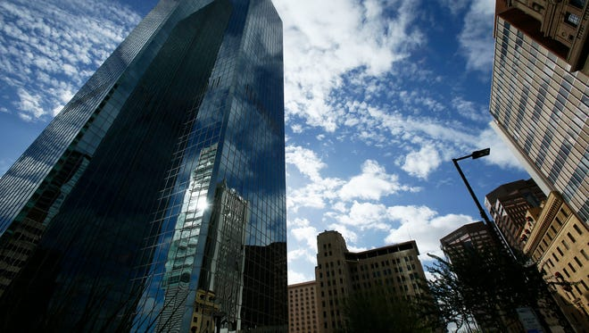 Phoenix ranked No. 36 in overall health in the nation.