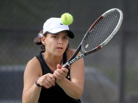 Avon's Teodora Simion looks to help the Orioles back to the state finals.