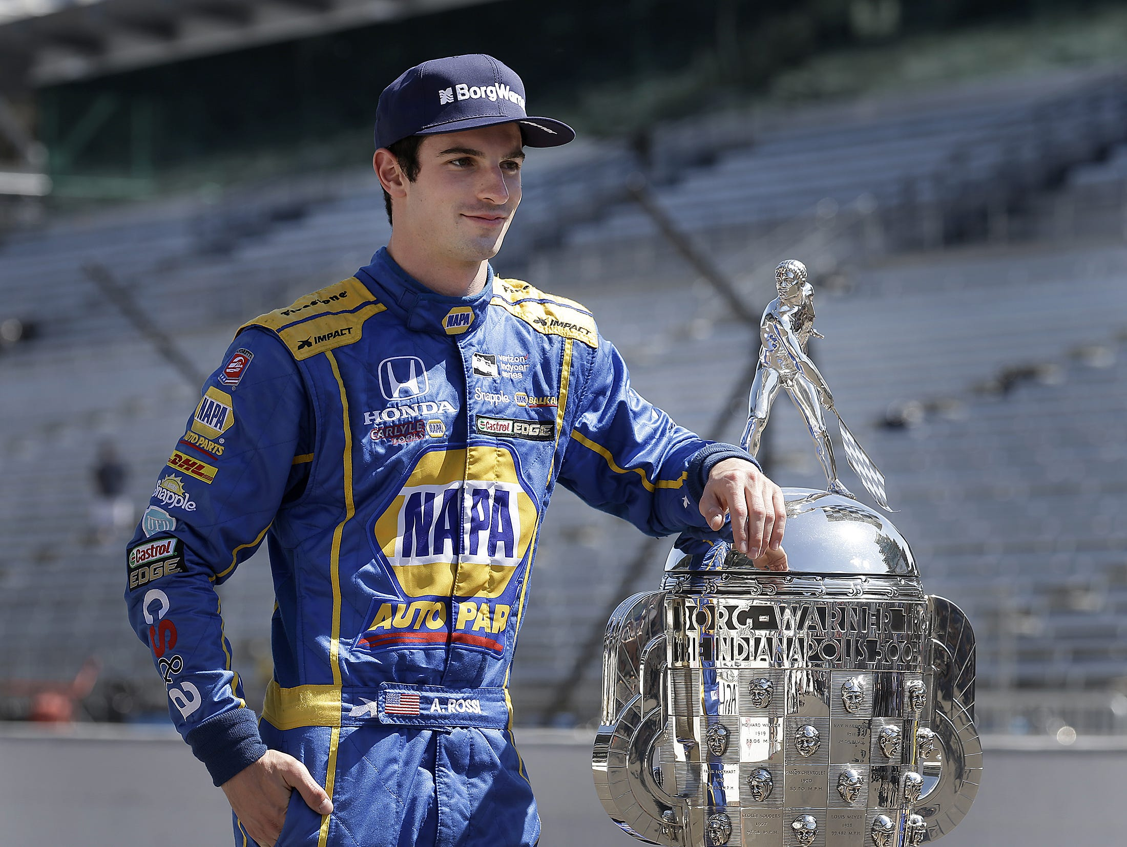 Alexander rossi indy 500 hangover key as indycar season for Resumes today indianapolis