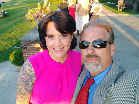 Laura and Anders Soderberg of Harrison Township have