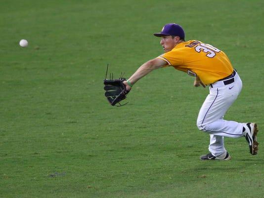 NCAA Baseball: Baton Rouge Regional-Louisiana-Lafayette vs LSU