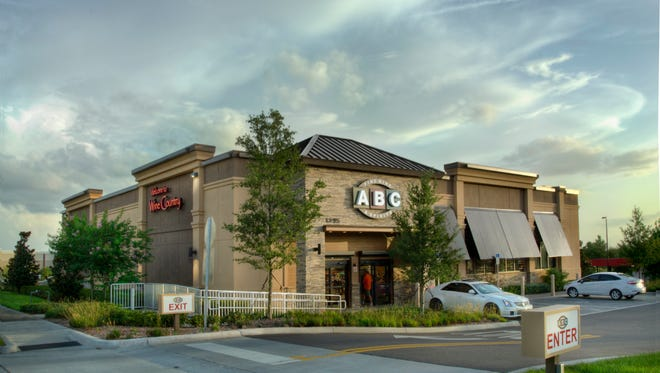 The Clermont, Florida ABC Fine Wine & Spirits store serves as an example of what the Pensacola location will look like come September 2018.