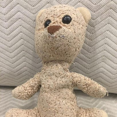 #LittleLostBear began as a post on social media from Eastview Mall and turned into a viral  hit as they look for the rightful owner of the teddy bear.