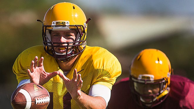 Perennially overlooked, ASU Quarterback Taylor Kelly has one last chance to prove everyone wrong.