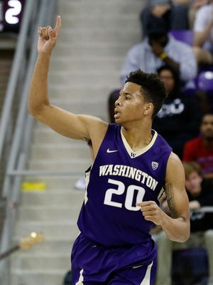 Huskies freshman guard Markelle Fultz is considered the No. 1 prospect for the NBA draft.