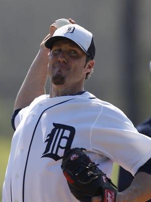 Detroit Tigers Joe Nathan.