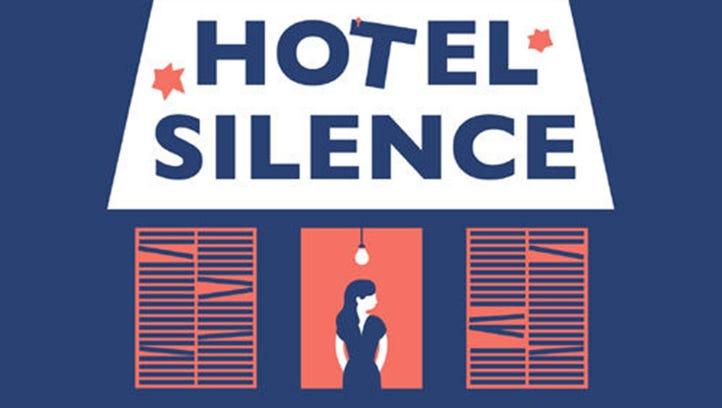 """""""Hotel Silence"""" by Audur Ava Olafsdottir,"""