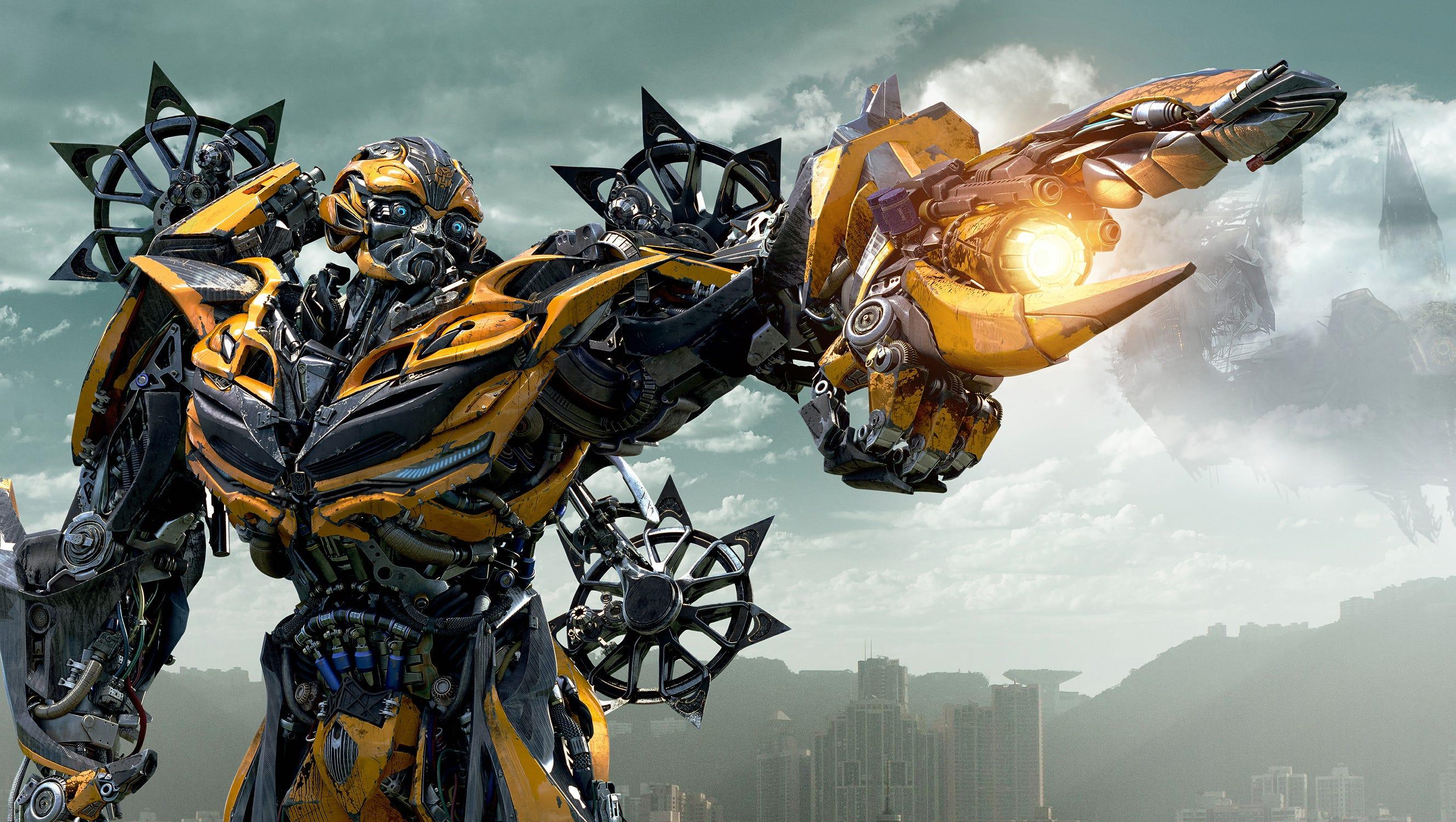 Transformers 4' brings new looks, weapons