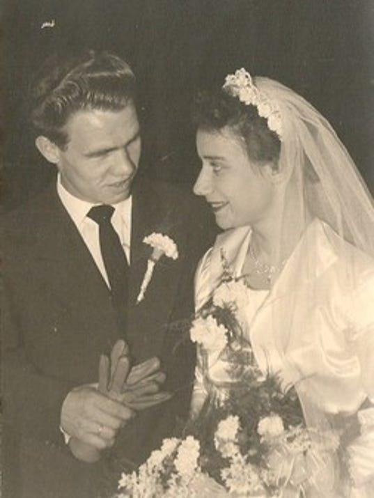 Anniversaries: Martin Arnold & Nelly Arnold