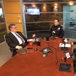 Burlington Police Chief Brandon del Pozo joins The Table Thursday afternoon, along with Free Press President and Publisher Al Getler, and Reader Engagement Editor Aki Soga.