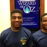 BA athletes get acting bug in Wizard of Oz