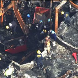 Maryland mansion fire victims
