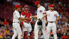 Cincinnati Reds Notebook: Homer Bailey roughed up in rehab start; 21 draft picks sign