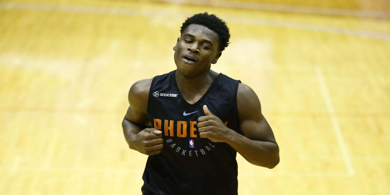 9b1ef7b34fc7 NBA mock draft  Suns select Deandre Ayton