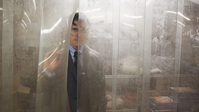 """Matt Dillon stars in """"The House That Jack Built."""""""