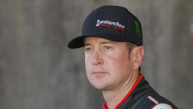 Kurt Busch took the stand Wednesday to refute claims by his ex-girlfriend of abuse.