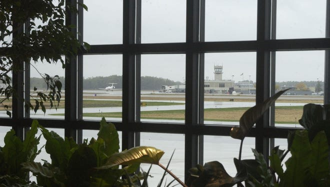 File photo of Cherry Capital Airport in Traverse City, Mich.,