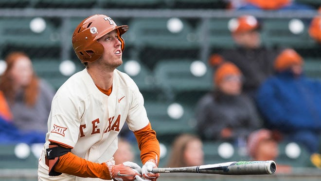 Kody Clemens, Roger's son, was drafted in the third round by the Tigers.