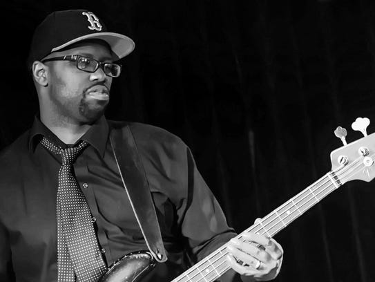Indianapolis musician Brandon Meeks portrays Ron Carter