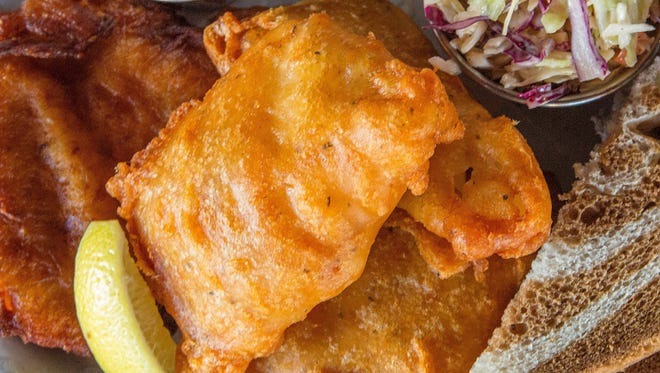 Every Friday is time for fish fry, it's just more so during Lent.