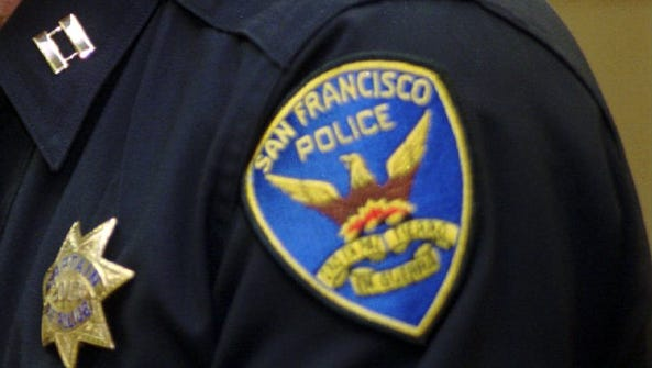 A San Francisco Police Department chase ended in a