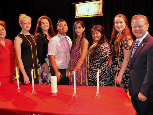 Vineland High School's National Honor Society