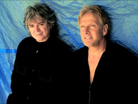 Air Supply, the soft rock duo of Graham Russell & Russell