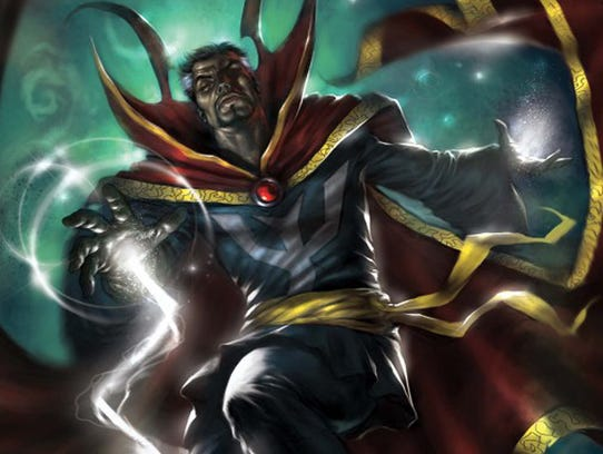 a review of doctor strange a movie by scott derrickson The sorcerer supreme makes his big screen debut in marvel's doctor strange movie doctor strange review of horror movie specialist scott derrickson.