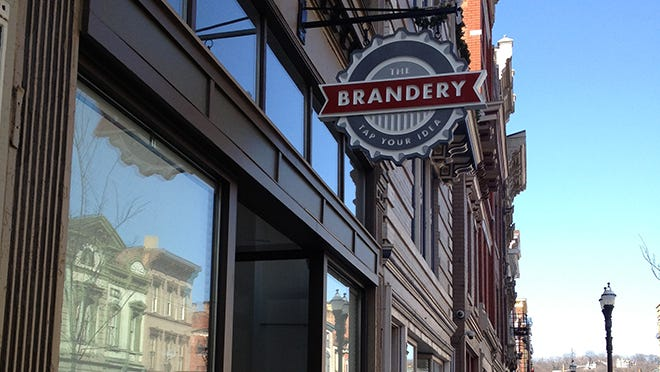 The Brandery in Over-the-Rhine.