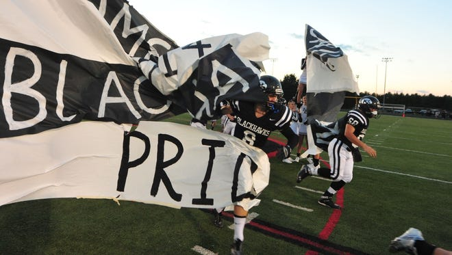 North Buncombe is 5-1 after Friday's 28-13 win at Enka.
