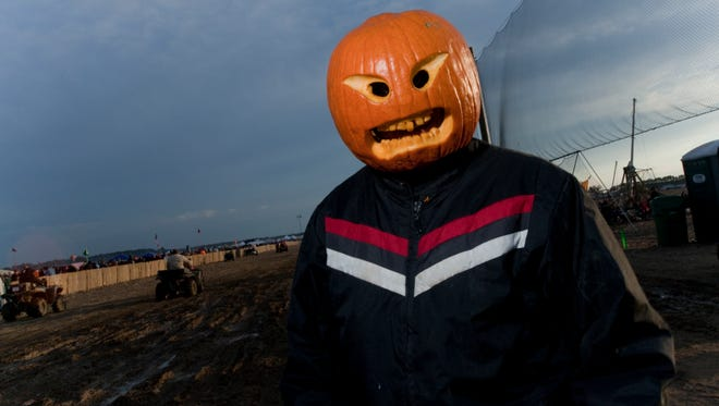 Plenty of pumpkin heads are expected to welcome Punkin Chunkin back home to Bridgeville after a two-year hiatus.