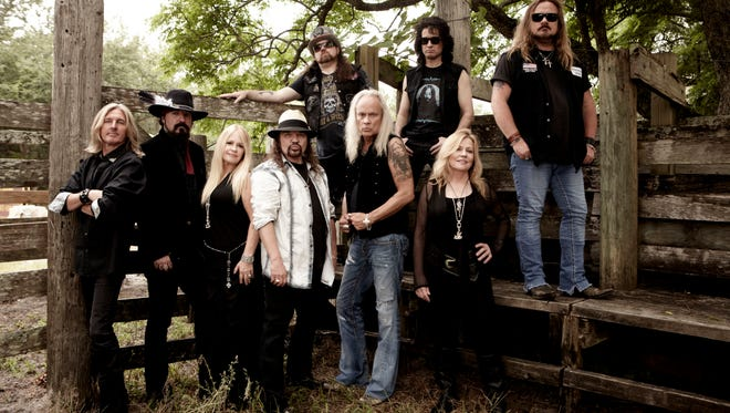 Lynyrd Skynyrd will be returning to the York Fair in 2017 as part of the fair's concert series.