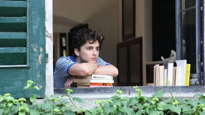 """Timothée Chalamet plays a teenager coming of age in 1980s Italy in """"Call Me By Your Name."""""""