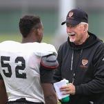 All-State coach: Elliot Uzelac making life better in Benton Harbor