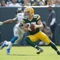 McGinn: Rating the Packers vs. the Lions