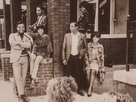 Motown's legendary songwriting team of Holland-Dozier-Holland