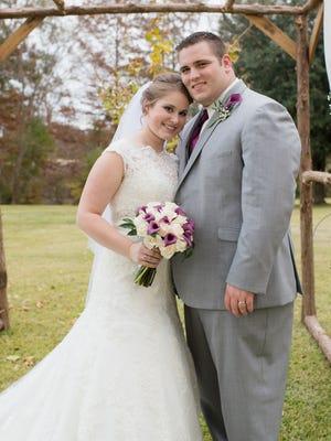 Mr. and Mrs. Austin Devone Payne
