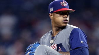 Marcus Stroman will bring an emotional pitch to his start for the USA in the WBC final.