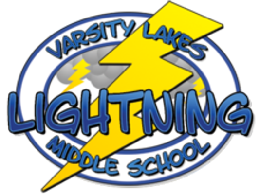 Varsity Lakes Middle School logo