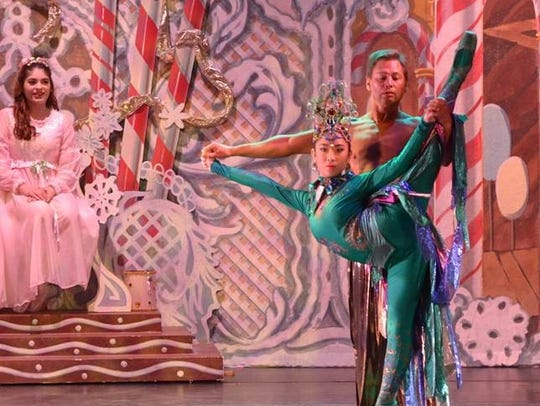"""The Abilene holiday season would not be complete without Abilene Ballet Theatre's production of """"The Nutcracker"""" at the Paramount Theatre."""