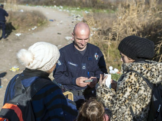 MACEDONIA-SERBIA-EUROPE-MIGRANTS