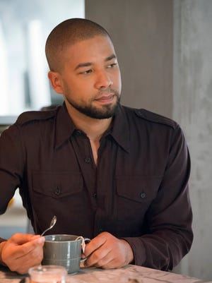 Jamal Lyon (Jussie Smollett) is a gay character on Fox series 'Empire.'