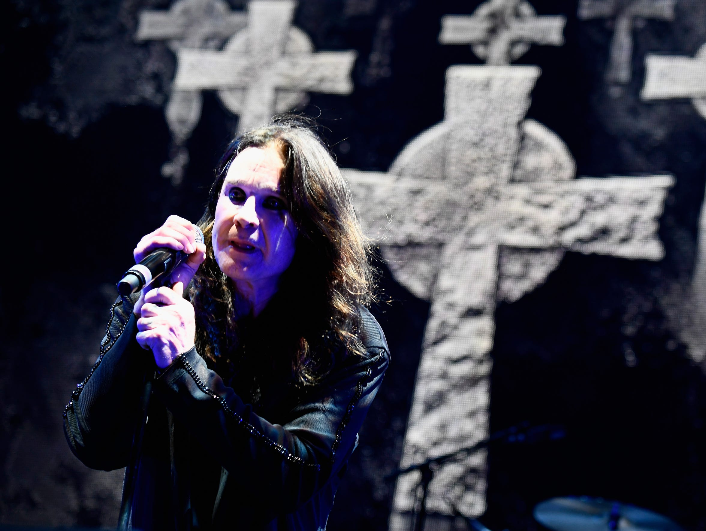 Ozzy Osbourne will descend upon Oshkosh for Rock USA.