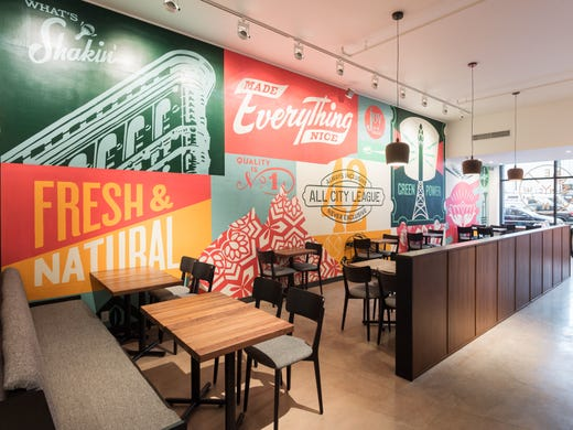 Cool Fast Casual Concepts Across The Country